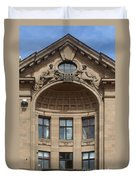 Art Nouveau In Riga 26 Duvet Cover