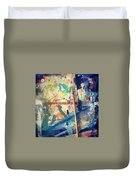 Art Table 7 Duvet Cover