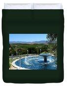 Artesa Vineyard And Winery Duvet Cover