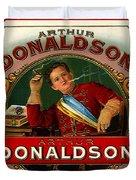 Arthur Donaldson Duvet Cover