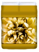 Artificial Flower Duvet Cover