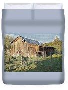 Artwork Barn Duvet Cover