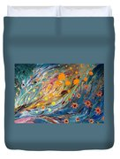 Artwork Fragment 02 Duvet Cover