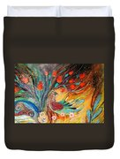 Artwork Fragment 05 Duvet Cover