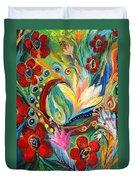 Artwork Fragment 26 Duvet Cover