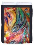 Artwork Fragment 40 Duvet Cover