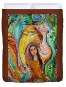 Artwork Fragment 44 Duvet Cover