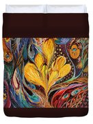 Artwork Fragment 82 Duvet Cover
