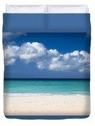 Aruba Beach Duvet Cover