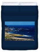 Aruba Coast Duvet Cover