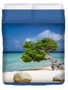 Aruba Tree Duvet Cover