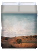 As The Sand Shifts So Do I Duvet Cover by Laurie Search