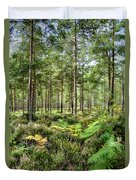 Ashley Heath Forest Duvet Cover