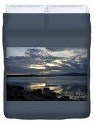 Ashokan Reservoir 11 Duvet Cover