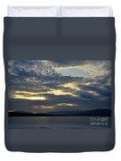 Ashokan Reservoir 12 Duvet Cover
