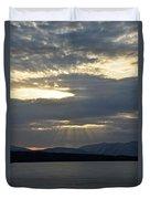 Ashokan Reservoir 13 Duvet Cover