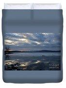 Ashokan Reservoir 20 Duvet Cover