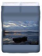 Ashokan Reservoir 22 Duvet Cover