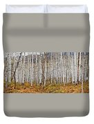 Aspen And Ferns Duvet Cover