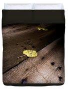 Aspen Leaf Duvet Cover