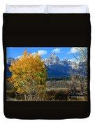 Aspen Peaks Duvet Cover