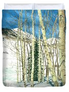 Aspen Shelter Duvet Cover