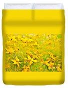 Aspen Sunflower Duvet Cover