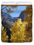 Aspen Window Duvet Cover