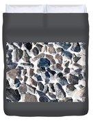 Asteroids Duvet Cover