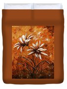 Asters 007 Duvet Cover