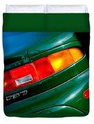 Aston Martin Db7 Taillight Duvet Cover