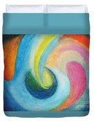 Astral Projection Duvet Cover