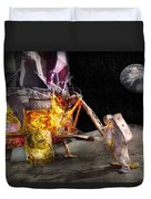Astronaut - One Small Step Duvet Cover
