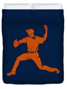 Astros Shadow Player1 Duvet Cover