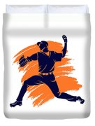 Astros Shadow Player2 Duvet Cover