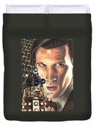 Doctor Who - Asylum Of The Daleks Duvet Cover