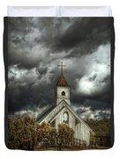 At Heaven's Door  Duvet Cover