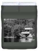 At The Lake-35 Duvet Cover