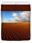 Atacama Desert Wilderness Duvet Cover