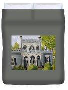 Athenaeum Duvet Cover
