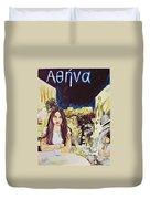 Athens 2009 Duvet Cover