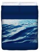 Atlantic Blue Duvet Cover