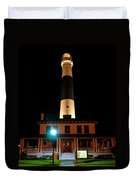Atlantic City Lighthouse Duvet Cover