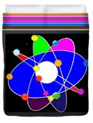 Atom Science Progress Buy Faa Print Products Or Down Load For Self Printing Navin Joshi Rights Manag Duvet Cover
