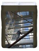 Atrium Art Duvet Cover