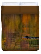 Atumn Reflections Duvet Cover