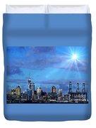 Auckland Duvet Cover