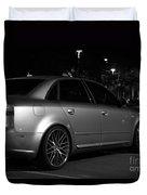 Audi 2 Duvet Cover