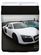 Audi R8 V10 Duvet Cover