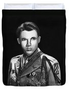 Audie Murphy Duvet Cover